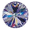 Swarovski 1122 Rivoli 18mm Crystal Vitrail Light